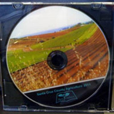 Santa Cruz County Agriculture DVD