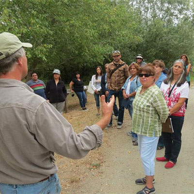 Watsonville High School Educators' Tour